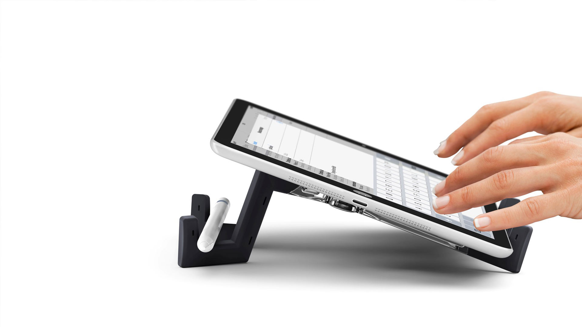 Keko Stand - Best Samsung & iPad Holder, Universal Tablet Stand